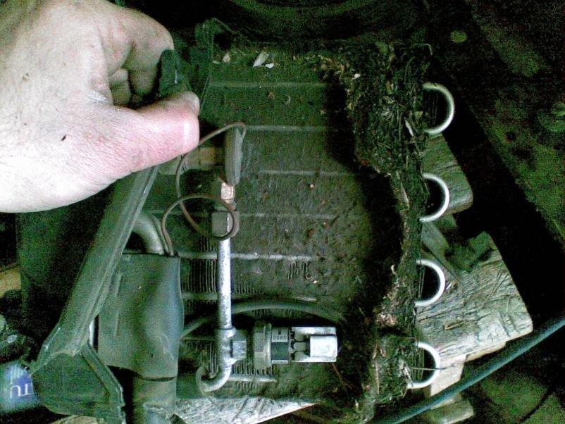 Чистка кондиционера в тойота камри своими руками
