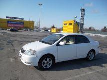 Toyota Corolla 2001 отзыв владельца | Дата публикации: 15.08.2012