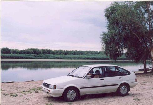Toyota Corolla 1984 - отзыв владельца