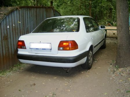 Toyota Corolla 1996 - отзыв владельца
