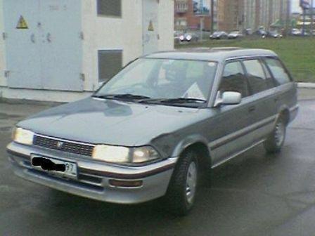 Toyota Corolla 1989 - ����� ���������