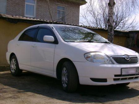 Toyota Corolla 2000 - ����� ���������