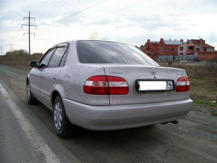 Toyota Corolla 1999 - ����� ���������