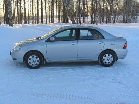 Toyota Corolla 2001 - ����� ���������