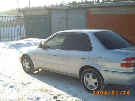 Toyota Corolla 1998 - ����� ���������