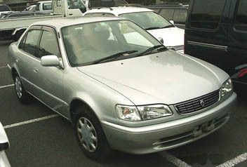 Toyota Corolla 1997 - ����� ���������