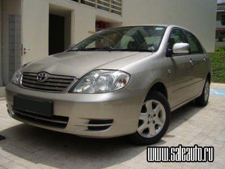 Toyota Corolla 2003 - ����� ���������