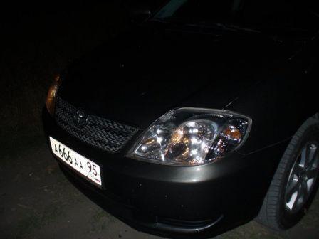 Toyota Corolla  - ����� ���������
