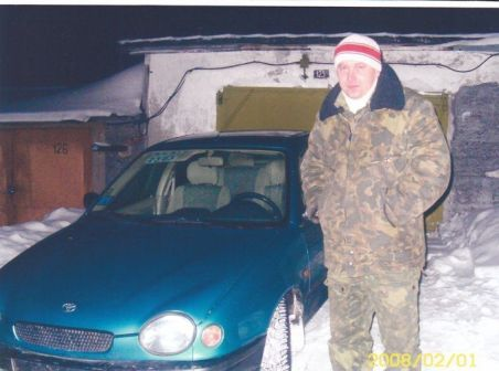 Toyota Corolla 1997 - отзыв владельца