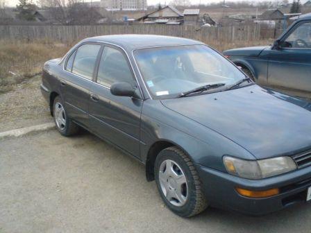 Toyota Corolla 1992 - ����� ���������