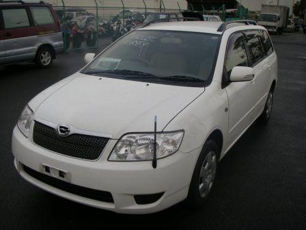Toyota Corolla Fielder 2005 - ����� ���������