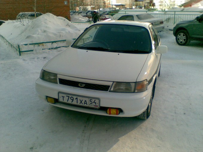 Toyota Corolla II.