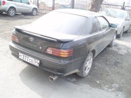 Toyota Corolla Levin 2000 - ����� ���������