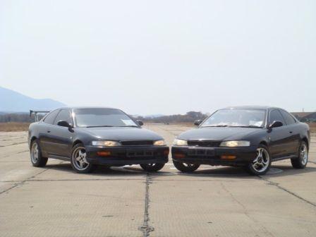 Toyota Corolla Levin 1993 - отзыв владельца