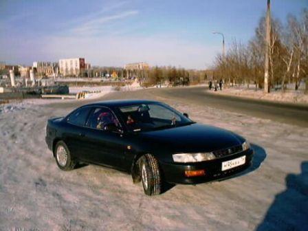 Toyota Corolla Levin 1994 - отзыв владельца
