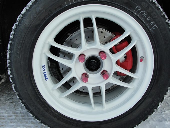 Toyota Corolla Runx.