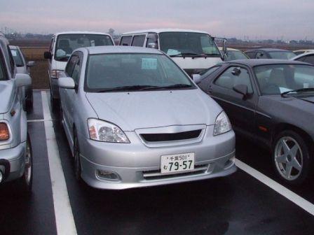 Toyota Corolla Runx 2003 - ����� ���������