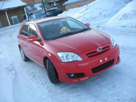 Toyota Corolla Runx 2004 - ����� ���������