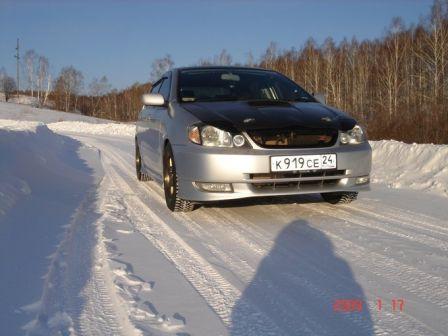 Toyota Corolla Runx 2001 - ����� ���������