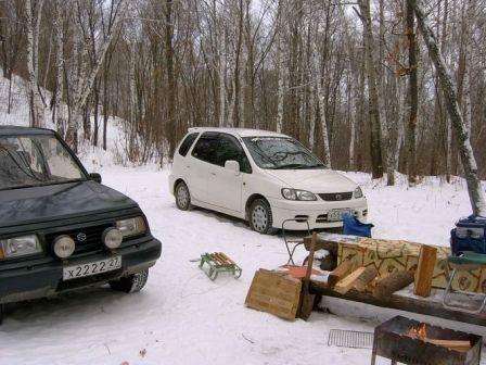 Toyota Corolla Spacio  - отзыв владельца