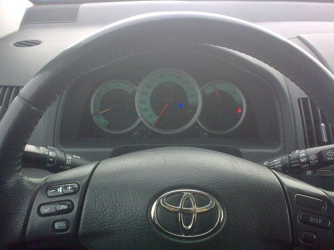 Toyota Corolla Verso.