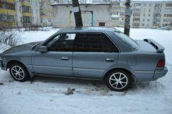 Toyota Corona 1990 отзыв владельца | Дата публикации: 04.04.2013