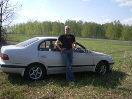 Toyota Corona 1995 - ����� ���������