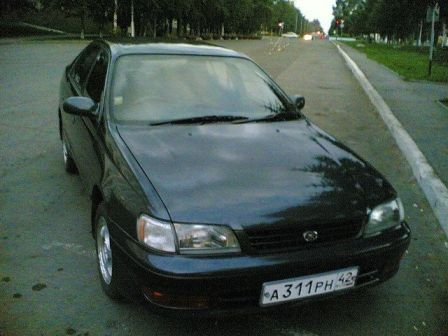 Toyota Corona 1995 - отзыв владельца