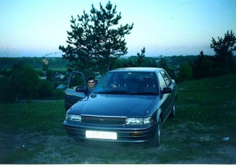Toyota Corona 1991 - отзыв владельца