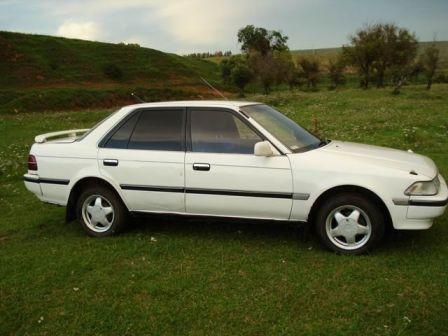 Toyota Corona 1991 - ����� ���������