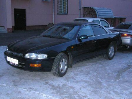 Toyota Corona Exiv 1994 - отзыв владельца