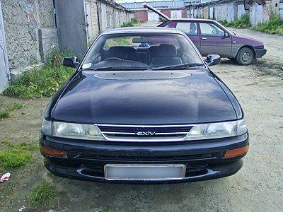 Toyota Corona Exiv 1992 - отзыв владельца
