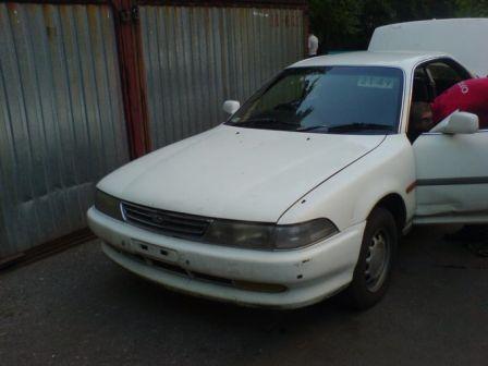 Toyota Corona Exiv 1990 - отзыв владельца