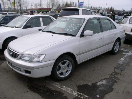 Toyota Corona Premio 2001 - отзыв владельца