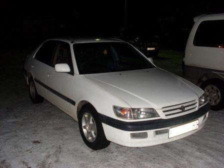 Toyota Corona Premio 1996 - ����� ���������