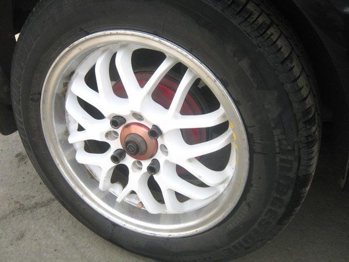 Toyota Corsa.