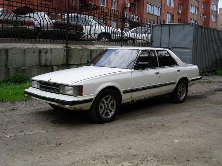 Toyota Cresta 1984 - отзыв владельца