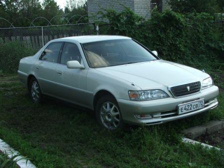 Toyota Cresta 2000 - ����� ���������