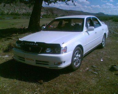 Toyota Cresta 2000 - отзыв владельца