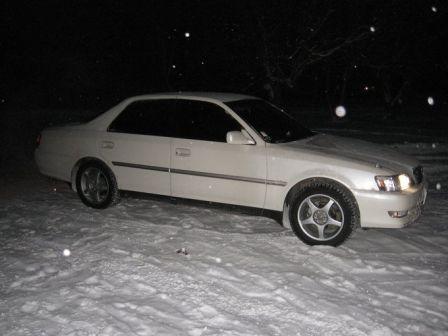 Toyota Cresta 1999 - отзыв владельца