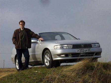 Toyota Cresta  - отзыв владельца