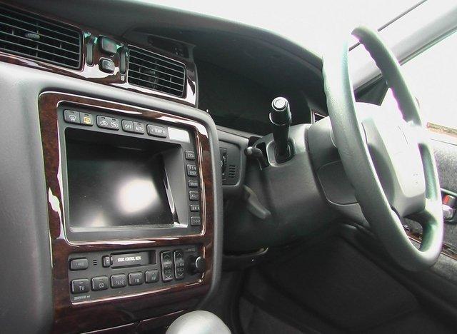 Toyota Crown.