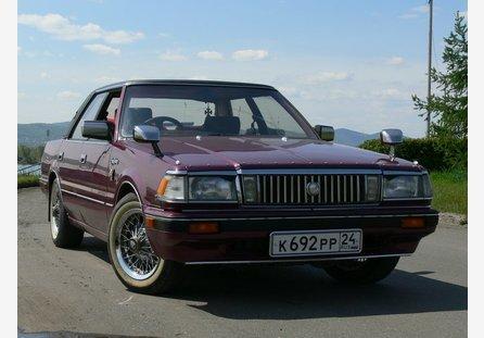 Toyota Crown 1986 ����� ���������