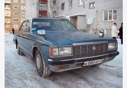 Toyota Crown 1981 ����� ���������