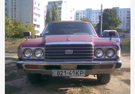 Toyota Crown 1979 ����� ���������
