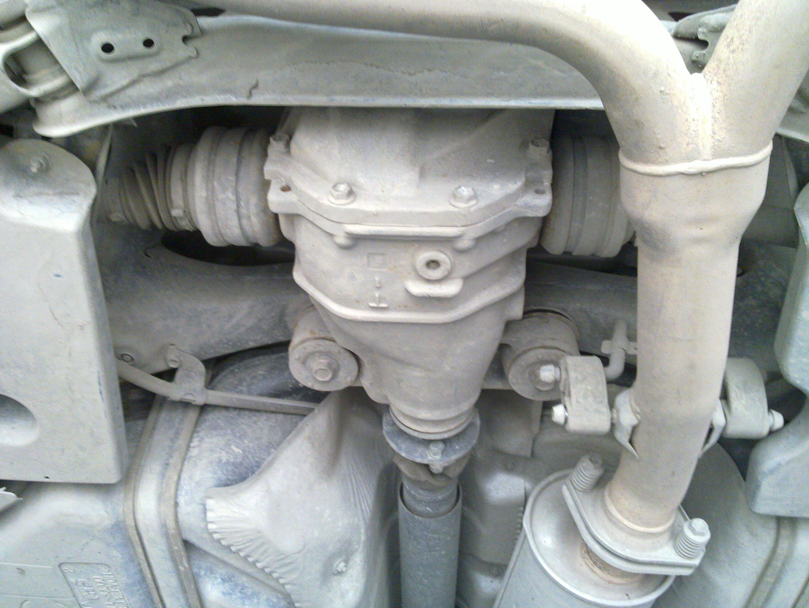 схема установки рулевого демфера на ниссан террано