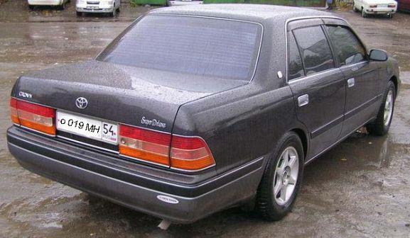 Toyota Crown 1998 - ����� ���������