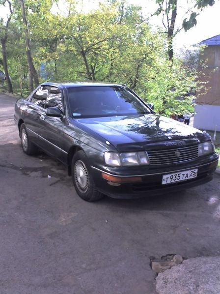 Toyota Crown 1992 - ����� ���������