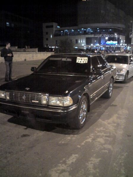 Toyota Crown 1992 - ����� ���������