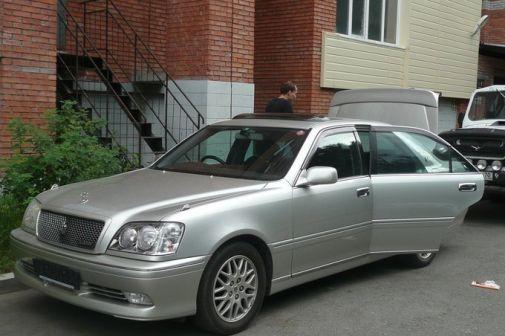 Toyota Crown 2003 - ����� ���������
